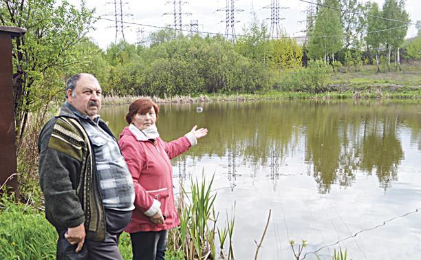 Дачники из СНТ «Рассвет-2» в Туле: грязь с недостроенной дороги течет прямо в наши пруды!