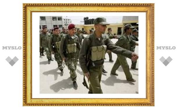 Госдеп США поможет в подготовке гвардии Аббаса