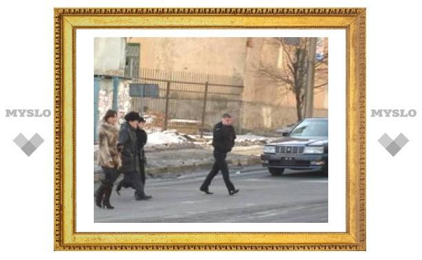 Тульские прокуроры обеспечат безопасность пешеходов