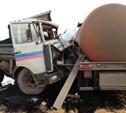 Движение на дороге под Тулой парализовано из-за разлившегося битума
