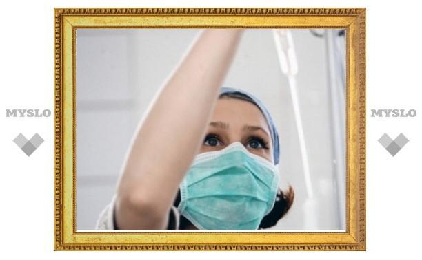 Лучшая медсестра работает в Ваныкинской больнице