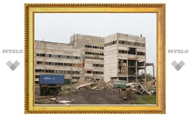 ЧП на шахте «Владимирская» в Киреевске
