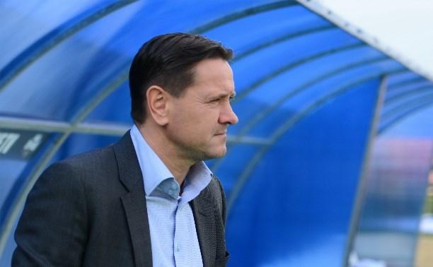 Дмитрий Аленичев представил в офисе «Спартака» свою программу развития клуба