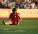 Тульский «Арсенал» крупно уступил во втором спарринге турецкого сбора