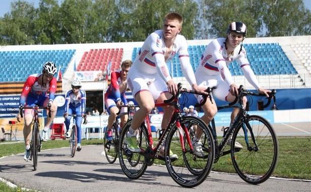 Тульский велогонщик Никита Шуршин – олимпийская надежда России