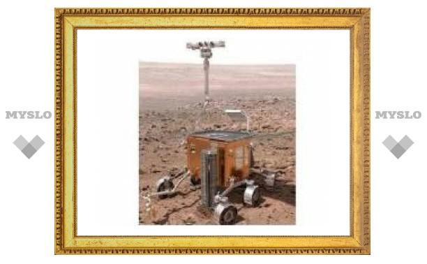 Европейское космическое агентство отложило запуск марсохода ExoMars до 2016 года