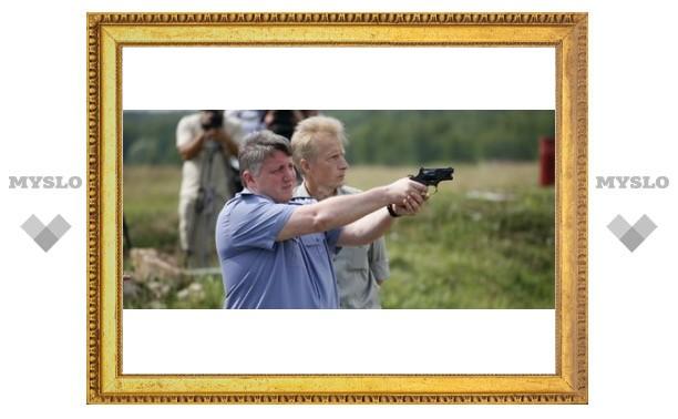 Туляки делают лучшее оружие в России