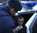 За выходные в Тульской области поймали 60 пьяных водителей