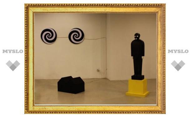 В Алма-Ате разгромили инсталляции современных художников