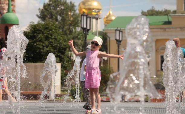 Шоу фонтанов на площади Ленина станет ежедневным