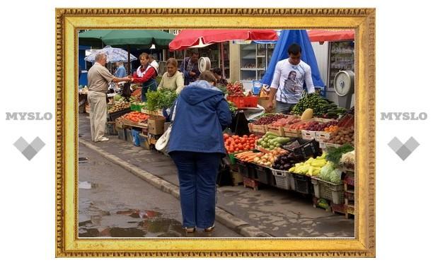 Плехановскому рынку не дали разрешения на работу