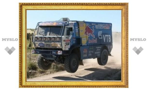 В Тульской области пройдет этап ралли серии Дакар