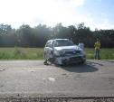 Под Ясногорском пьяный водитель «Сузуки» устроил ДТП с двумя пострадавшими