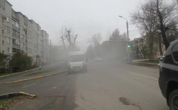 В Туле на Одоевском шоссе подросток сбил 15-летнего пешехода