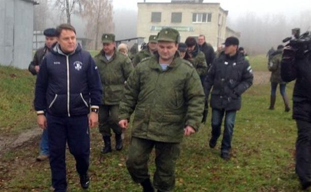 Владимир Груздев поставил своих министров под ружье