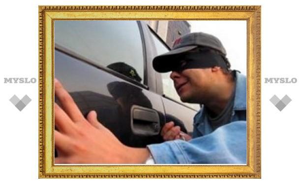 Под Тулой безработный мужчина обворовал машины отдыхающих на пруду