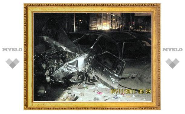 Участники аварии у ТЦ «РИО» в Туле были пьяны