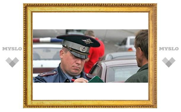 Тульским водителям увеличили штрафы