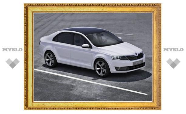 Бюджетная модель Skoda доберется до России в 2012 году