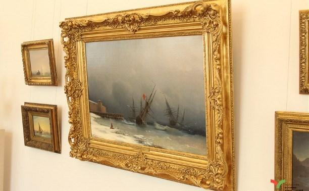 Выставка к 200-летию со дня рождения Айвазовского вызвала большой ажиотаж