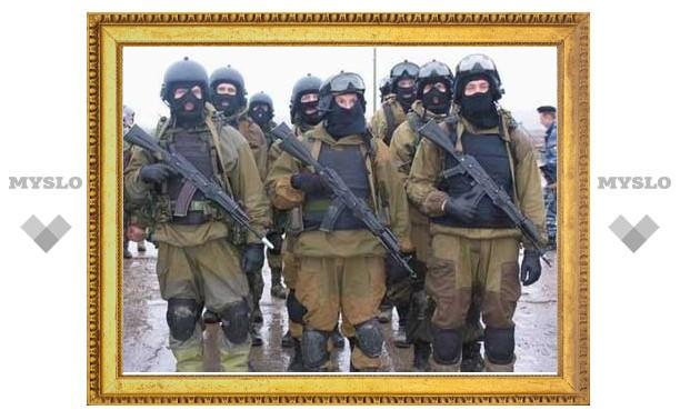 Тульские спецназовцы уничтожили пятерых боевиков