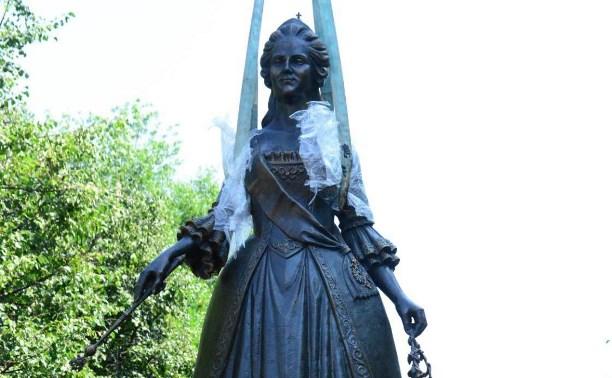 29 августа в Богородицке откроют памятник Екатерине II