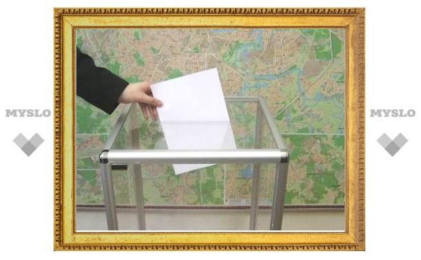 В Тульской области будут прозрачные урны для голосования