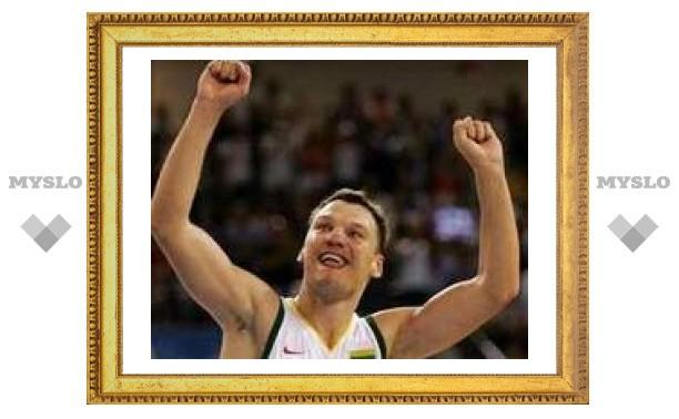 Россия проиграла Литве Суперкубок федераций по баскетболу