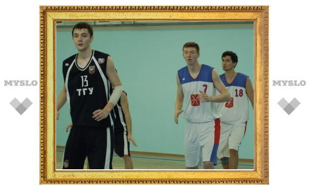 БК «Тула» одержал две победы в Тамбове