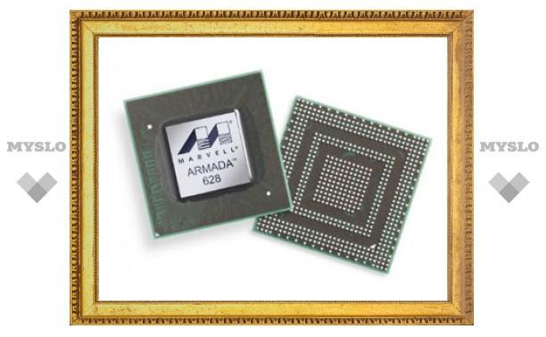 Представлен трехъядерный процессор для смартфонов