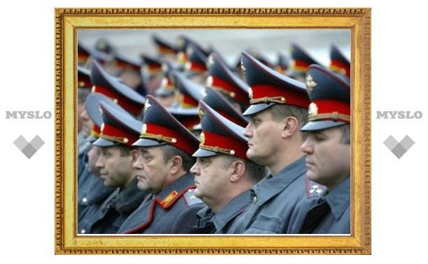 Всех сотрудников МВД до 1 октября выведут за штат