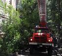 В Туле из пожара спасены 2 человека