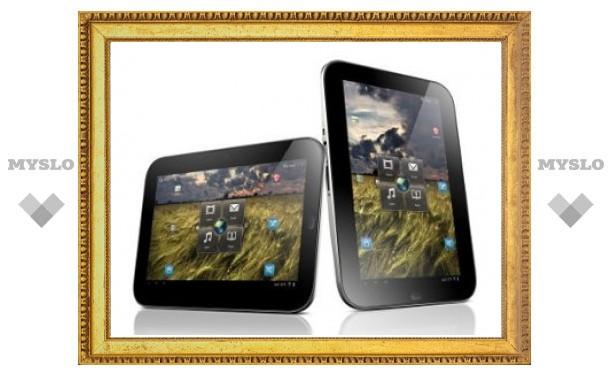 Lenovo представила три новых планшета