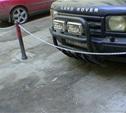 В Туле ликвидировали самовольную парковку