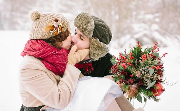 В 2013 году в Туле поженились 5 тысяч пар