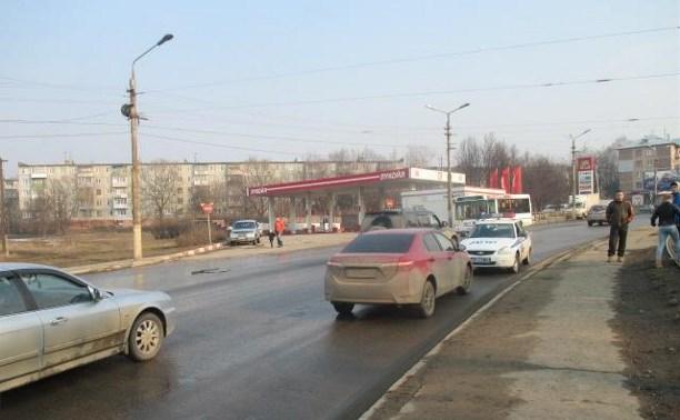 В Криволучье под колёса легковушки попала 76-летняя пенсионерка