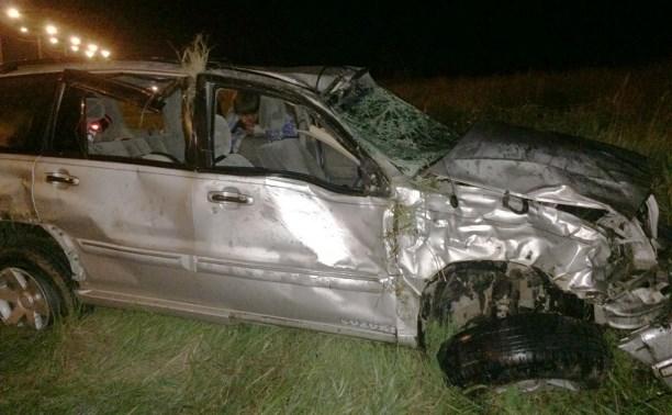 В страшном ДТП на трассе М2 погибли женщина и 5-летний мальчик