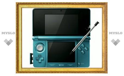 Nintendo объявила дату запуска 3DS на Западе