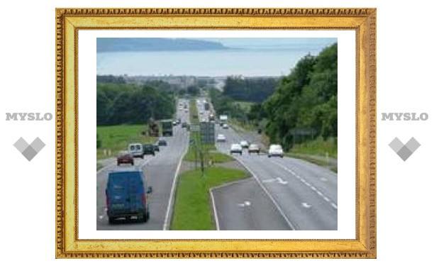 Великобритания будет бороться с пробками платными полосами на дорогах