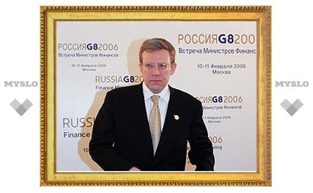 """Медведев увидел Кудрина во главе """"правой партии"""""""