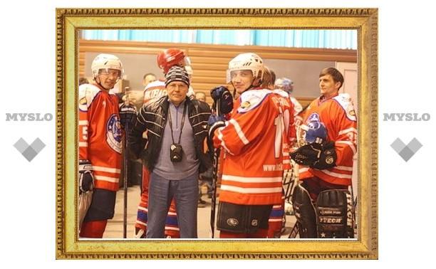 «Тропик» - лучшая хоккейная команда Тульской области