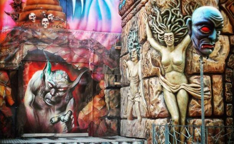 В Центральном парке появится «Комната страха»