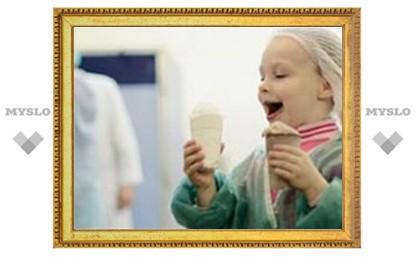 В Туле построят фабрику мороженого