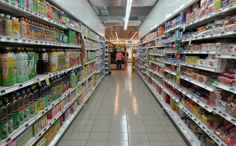 В Туле двое покупателей напали на охранника супермаркета