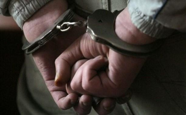 Жителя Суворова приговорили к 9 месяцам в колонии-поселении за хранение взрывчатки