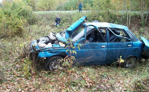 19-летний водитель погиб в ДТП под Тулой