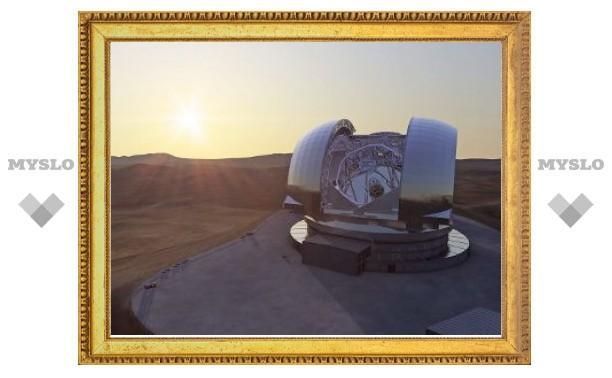 Европа одобрила строительство исключительно большого телескопа