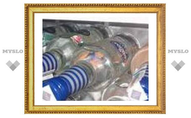 Ребенок под Тулой отравился алкоголем