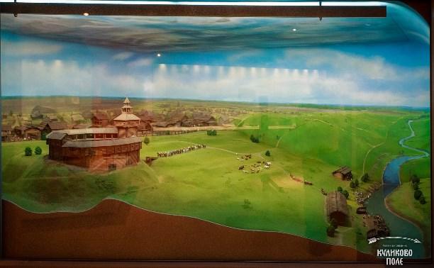 На Куликовом поле готовят новую экспозицию о Мамаевом побоище