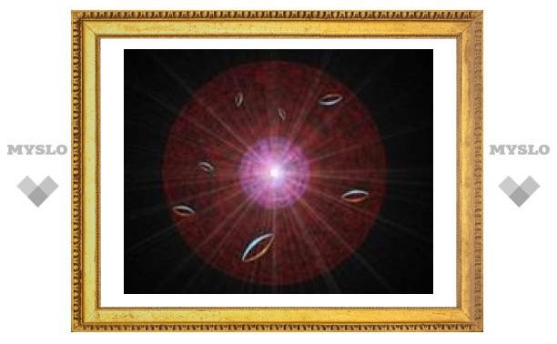 Впервые получена фотография электрона